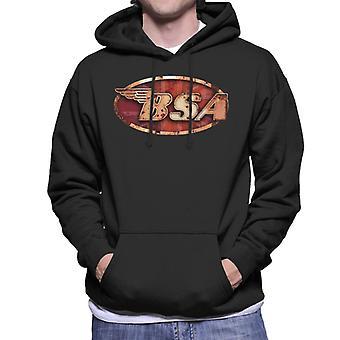 BSA Copper Logo Men's Hooded Sweatshirt