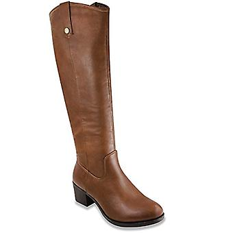 Rampage Women's Italie Riding Knee High Boot