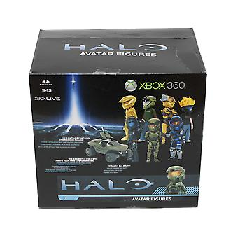 Avatar Figures Sealed Box of 27 Series 1 Figure from Halo