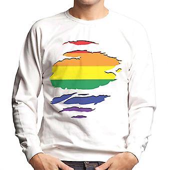 True Colours Men's Sweatshirt