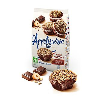 Chocolate Hazelnut Muffins 80 g (Hazelnut - Chocolate)