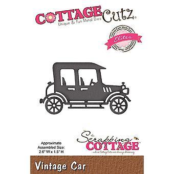 Skrotning Stuga CottageCutz Vintage Car (Elites) (CCE-262)