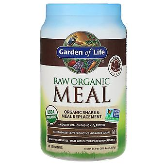 Garden of Life, RAW Organic Meal, Shake & Meal Replacement, Chocolate Cacao, 2 l