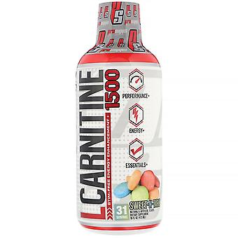 ProSupps, L-Carnitine 1500, Sweet-N-Tart, 1.500 mg, 16 fl oz (473 ml)