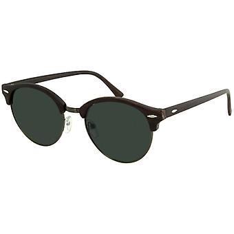 Sunglasses Unisex dark brown (AZB-046)