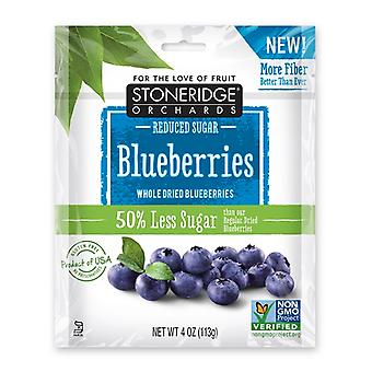 Os pomares de StoneRidge reduziram blueberries do açúcar