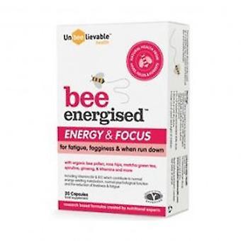 UnBEElievable saúde - abelha energizado cápsula 20