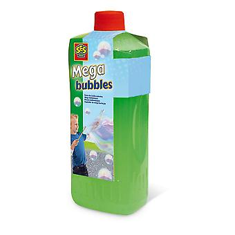 SES Creative Children's Mega Bubble Refill Mixed Colours (2256)