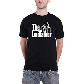 The Godfather T Shirt Classic Movie Logo new Official Mens Black