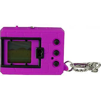 Violet Digimon Bandai Digivice Virtual Pet Monster