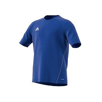 Adidas Core 15 S22400 futbol tüm yıl erkek t-shirt