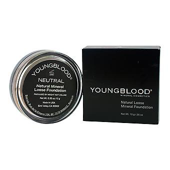 Youngblood Natural Loose Mineral Foundation - Neutral 10g/0.35oz