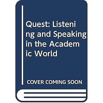 Quest: Listening and Speaking Student Book 3