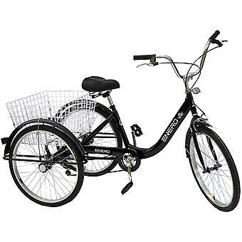 Bici triciclo di riabilitazione a 3 ruote 24 ruote