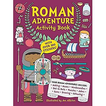 Roman Adventure Activity Book (Adventure Activity Book)