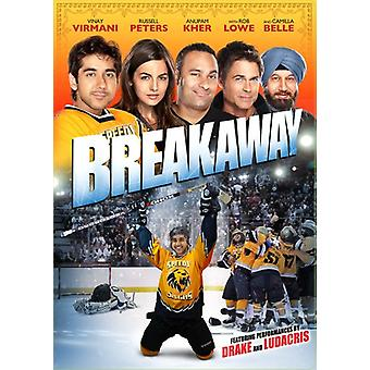 Breakaway [DVD] USA import