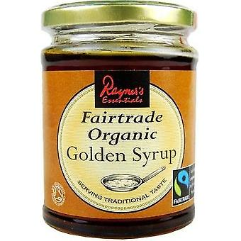 Rayners Bio & Fairtrade Golden Sirup 340g x6