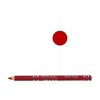 The Colors Lip Contour Pencil-Burgundy None