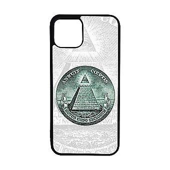 The All-Seeing Eye iPhone 12 Mini Shells