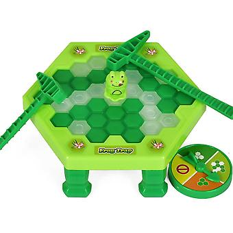 Penguin Kids Puzzle Game, Break Ice Block, Hammer Trap Party Toy, Great Sports