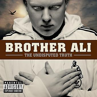 Brother Ali - Undisputed Truth [CD] USA import