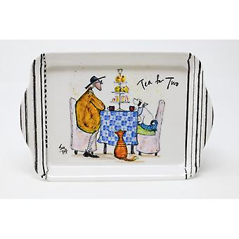 Sam Toft Tea for Two Scatter Tray