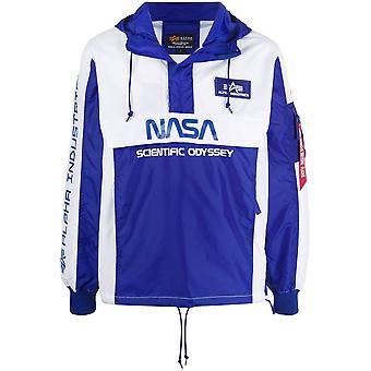 NASA Scientific Odyssey Anorak Jacket