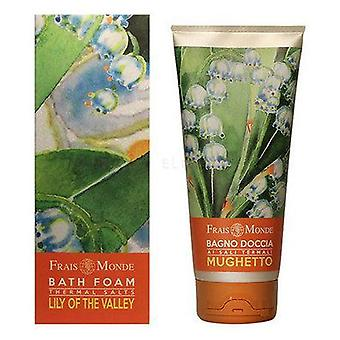 Frais Monde Bath Foam Thermal Salts Lily Of The Valley 200 ml