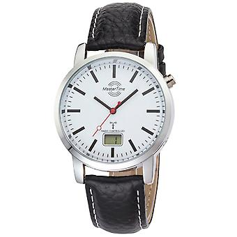 Mens Watch Master Time MTGA-10592-20L, Quartz, 41mm, 3ATM