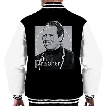 The Prisoner Number 6 Men's Varsity Jacket