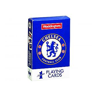 Chelsea FC Waddingtons Spielkartendeck