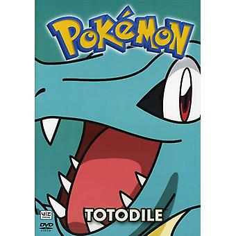 Pokemon All Stars 16: Totodile [DVD] USA import
