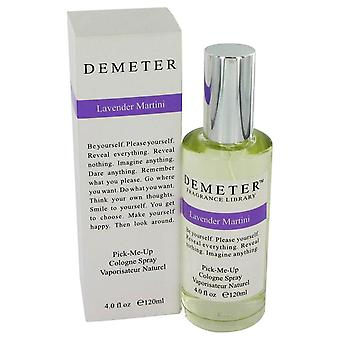 Demeter Lavender Martini Cologne Spray By Demeter 4 oz Cologne Spray