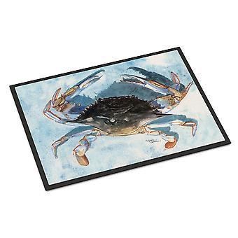Caroline's Treasures 8055-JMAT Crab Zerbino interno o esterno, 24 x 36, Multicolor