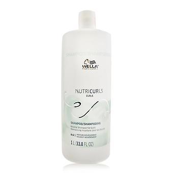 Wella Nutricurls Micellar Shampoo (For Curls) 1000ml/33.8oz