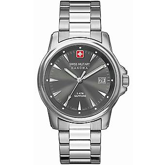 Mens Watch Swiss Military Hanowa 06-5044.1.04.009, Quartz, 39mm, 5ATM