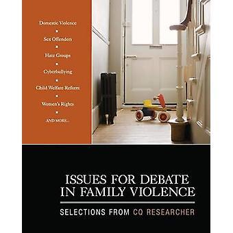 قضايا للنقاش في العنف الأسري - مختارات من CQ الباحثة ب