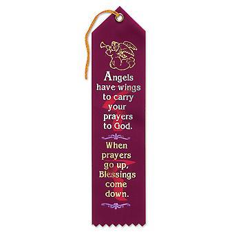 Los ángeles tienen cinta de alas (paquete de 6)