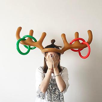 Inflatable Antlers Shape Toy