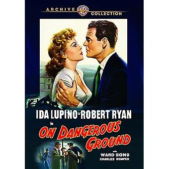 Auf gefährliches Terrain [DVD] USA import