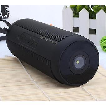 Draagbare waterdichte outdoor draadloze mini kolombox Bluetooth-luidspreker