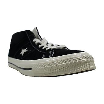 Converse Womens One Star Shoe Mid Low Top Lace Up Basketball Shoes