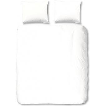 bed linen Uni 240 x 220 cm cotton white