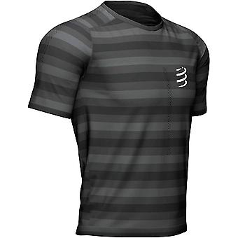 Compressport Performance Running Mens Short Sleeve T-Shirt