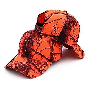 Camouflage Dad Snapback Hats