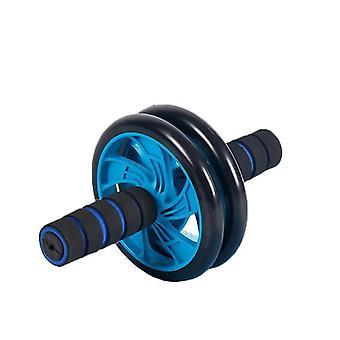Maghjul för magträning Svart/Blå