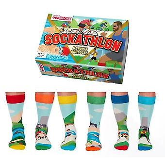 United Oddsocks Sporty Men's Socks