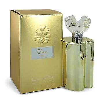 Oscar Gold by Oscar De La Renta Eau De Parfum Spray 6.7 oz