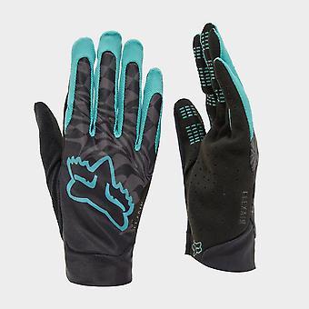 New Fox Men's Flexair Mountain Biking Gloves Black