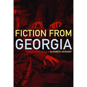 Fiction from Georgia by Elizabeth Heighway